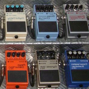 bass effects pedals