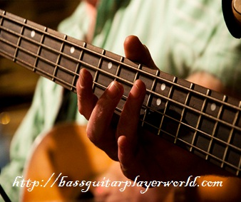 bass grooves in funk