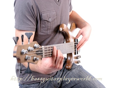 country styled bass playing