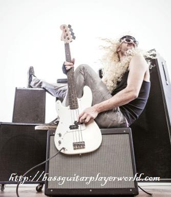 creative bass groving