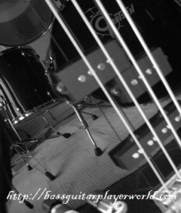fix a warped bass fretboard