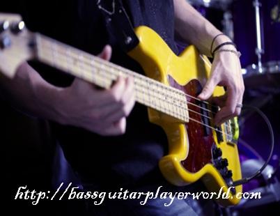 legato bass techniques
