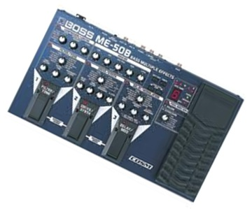 multi effects pedal