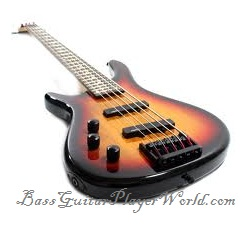 sunburst bass pattern