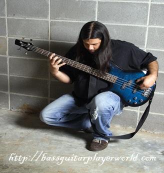 tritones on bass